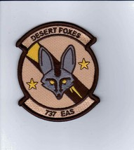 7737th Expeditionary Airlift Squadron Patch In Kuwait :GA15-1 - $5.00