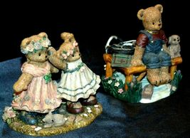 Berry Hill Bears AA-191983 Collectibles ( 2 pieces ) image 3