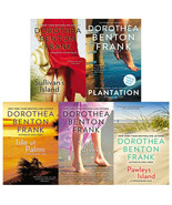 LOWCOUNTRY TALES Series by Dorothea Benton Frank TRADE PAPERBACK Set Boo... - $75.99