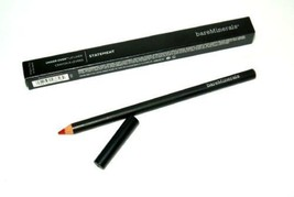 bareMinerals Statement Under Over Lip Liner 100% red Full Size New in BOX - $7.57