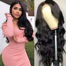 Brazilian Body Wave Lace Front Wigs 13x4 Human Hair Wigs 150% Density Lace Wigs  image 1