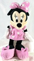 Minnie Mouse 18 Inch plush Original Character Design And Dress - $15.83