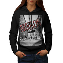Brooklyn Vintage Fashion Sweatshirt Hoody New Yorker Women Hoodie - $21.99+