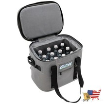 24-Can Soft Cooler Water-Resistant Leakproof Insulated Lunch Bag - $103.90