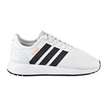 Adidas N-5923 J Big Kid's Shoes White-Black-White B37070 - $64.95