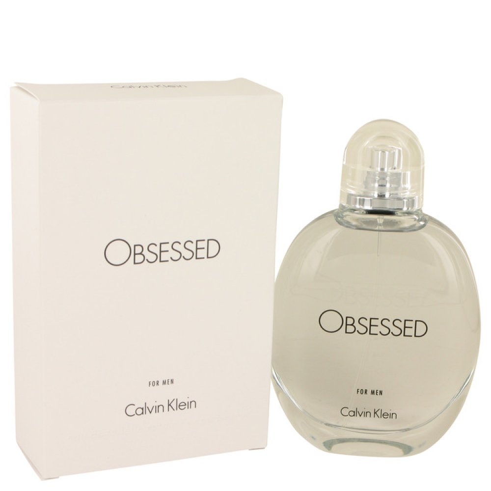 Obsessed By Calvin Klein Eau De Toilette Spray 4.2 Oz 537504