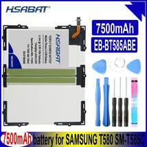 HSABAT EB-BT585ABE 7500mAh Battery for Samsung Galaxy Tablet Tab A 10.1 2016 T58 - $25.54