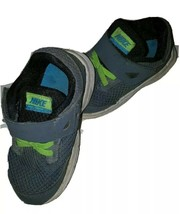 boys grey Nike shoes size 7c - $20.00