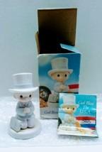 "Precious Moments Figurine 1991 ""God Bless The USA""  - $12.99"