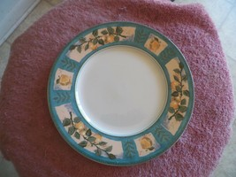 Mikasa salad plate (Sunshine Orchard) 4 available - $4.16