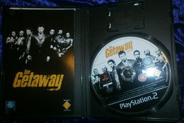 The Getaway 2006 Sony Playstation 2 Racing Game - $16.69