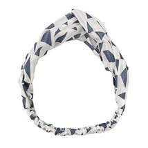 Cotton/Linen Hair Accessory Vintage Elastic Hair Band Nylon Head Wrap Headband