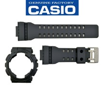 Genuine Casio G-Shock Original GA100C-8A GA110TS-1A4 Watch band & Bezel Set - $57.95