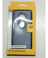 Boost Mobile Phone Case B-Tact Series for a Motorola Moto G6 Play (Blue) - $8.99