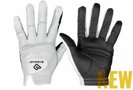New Bionic Relaxgrip 2.0 Black Palm Golf Glove Right Handed Golfer Choose Size - $23.40