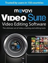 All New Movavi Video Suite 16 powerful Video Editing Software 2017 version - $65.97