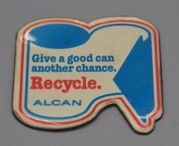 Vintage Alcan Riciclare Magnetico da Cucina Pubblicità - $19.79
