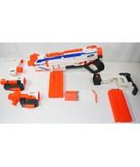 Nerf N Strike Modulus Regulator Motorized Blaster Toy Soft Darts Gun C1294 - $29.69