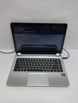 HP Envy TS Sleekbook 4 Touch Core i5-3337U for PARTS / REPAIR - Damaged ... - $99.99