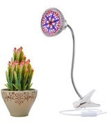LED Grow Light By Aokey Profession Plant Lamp | True 15W Desk Clamp Lamp... - £25.95 GBP