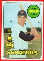 1969 Topps #361 Gary Holman baseball card - $0.01