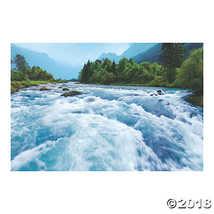 River Canyon VBS Rapids Plastic Backdrop - $24.99