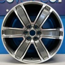 ONE 2017-2019 GMC Acadia # 5794 20x8 Aluminum Wheel # 22996320 USED - $109.99