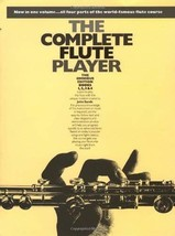 The Complete Flute Player [Paperback] John Sands - $24.49