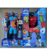 Space Jam A New Legacy Ultimate Tune Squad LeBron James & Marvin Action ... - $89.99