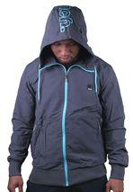 Bench Men's Grey Iden Hooded Spring/Fall Jacket 2XL XX-Large BMKA1402B NWT image 3