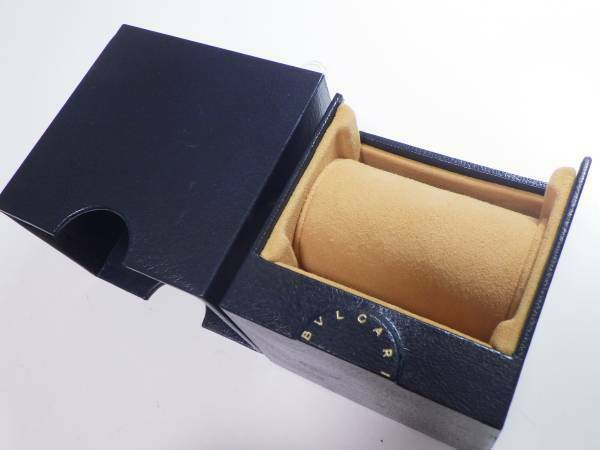 Primary image for BVLGARI WATCH STORAGE CASE BOX #70