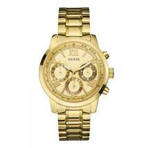 Guess W0330L1 Ladychic gold women's Wristwatch - $392.50