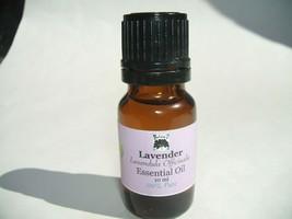 Zeldas 10ml Lavender Aromatherapy Essential Oils 100% Pure Lavandula Off... - $9.79