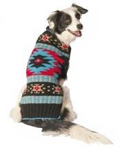 Black Southwest Shawl Dog Sweater Chilly Dog Hand Knit Wool  XXS-XXXL Pe... - $32.66+