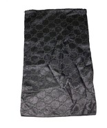 GUCCI 10 X 16 dust bag shoes sleeper storage travel duster dustbag satin... - $29.09