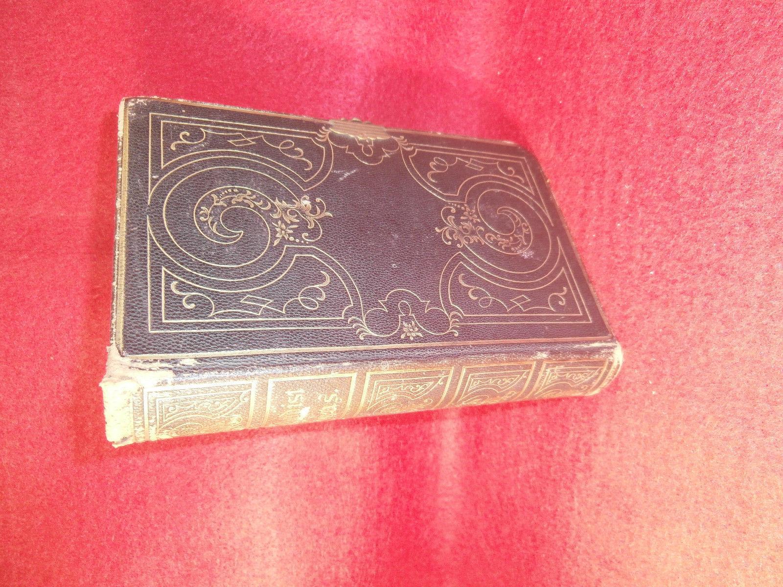 Philip James Bailey Festus A Poem Embossed Hardback Book 1893
