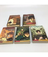 5 PENDRAGON DJ MacHale Books # 3-7 Paperback & Hardback - $23.36