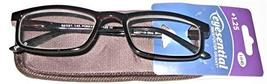 Foster Grant Eyesential Brown Otto Men Reading Glasses (+1.25) - $14.99