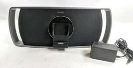 Philips Revolution Motorized Portable Speaker Dock for iPhone/iPod  No Remote - $25.99