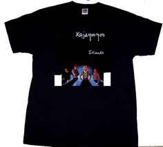 Kajagoogoo Islands T Shirt ( Men S - 2XL ) - $20.00+