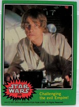 1977 Star Wars Series Four (Green Border) Trading Card #259 - $0.98