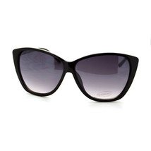 Oversized Square Butterfly Frame Sunglasses Womens Fashion Eyewear - $7.87+