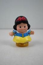 FISHER PRICE LITTLE PEOPLE Disney Princess Snow White - $3.95