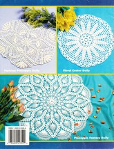 Learn To Make Stunning Parisian Pineapple Fantasy Doilies Thread Crochet... - $13.99