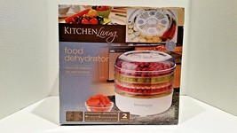 Kitchen Living Electric 5 Tray Food Dehydrator FD550 - £33.32 GBP
