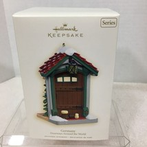 2007 Doorways Around the World Hallmark Christmas Tree Ornament MIB Price Tag H2 - $22.28