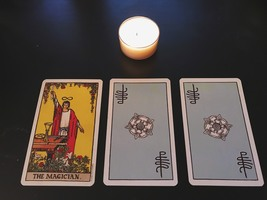 3 Card Tarot Reading : Overcoming obstacles - $26.99