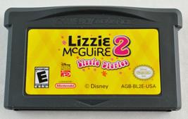 Lizzie McGuire 2: Lizzie Diaries - Nintendo GAME BOY Advance Game - $1.99