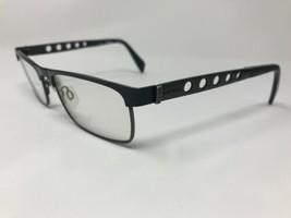 DIESEL Eyeglasses Frame DL5114-3 005 53-17-145 Matte Black/Dark Silver GH44 - $61.75