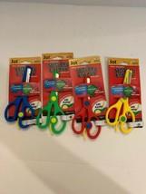 Jot Children Safety Scissors w/ Lift Assist Art and Crafts - New - Choos... - $7.99